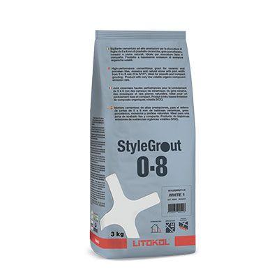 StyleGrout 0-8 Litokol
