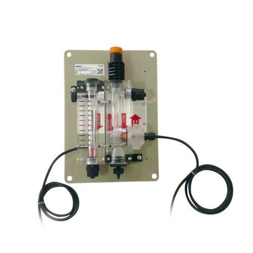 Система перистальтических дозирующих насосов pH/Rx+Free Cl 1.5 л/ч + набор pH