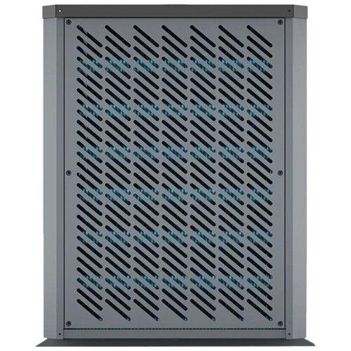 Тепловой инверторный насос Model Vertical 35 (35.2 кВт) Aquaviva