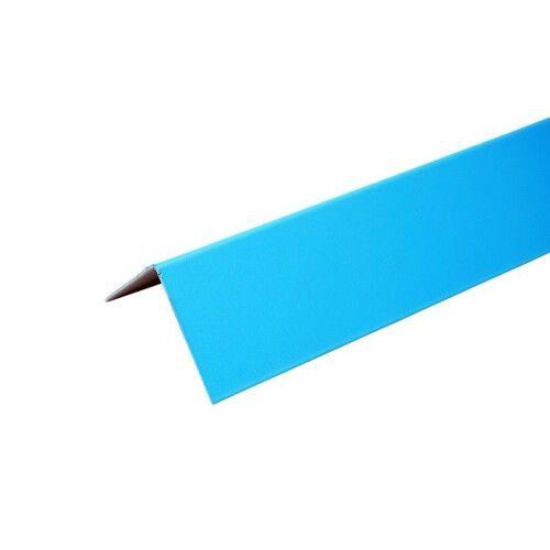 Монтажный уголок с ПВХ-покрытием внешний, 2м