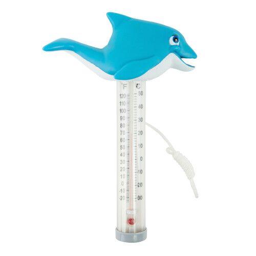 Термометр игрушка дельфин K785BU/6P