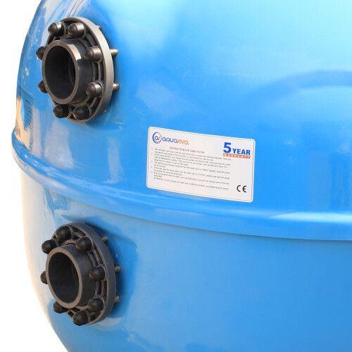Фильтрационая бочка AquaViva M1800 (127 м3/ч, D1800)