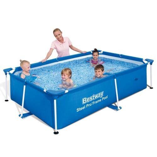 Каркасный бассейн Bestway 56401 (221х150х43)