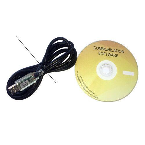 Кабель адаптер RS485/USB для панели управления K800 AquaViva