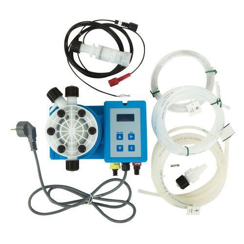 Мембранный дозирующий насос 0.1-14 л/ч TMSRH0515 Cl