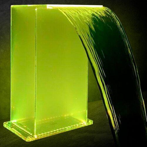 Водопад Г-образный, RGB LED