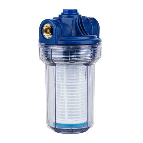 Колба на один электрод с картриджным фильтром Aquaviva