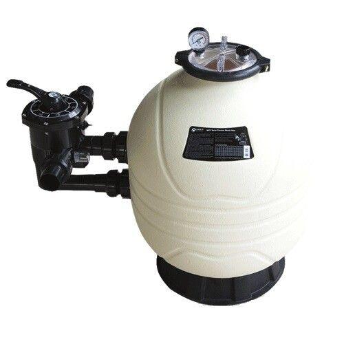 Фильтрационная бочка с верхним подключением Emaux MFV20, 10 м3/ч