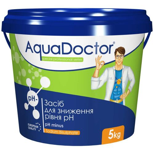 Средство для снижения уровня pH в гранулах AquaDoctor pH(-) Minus