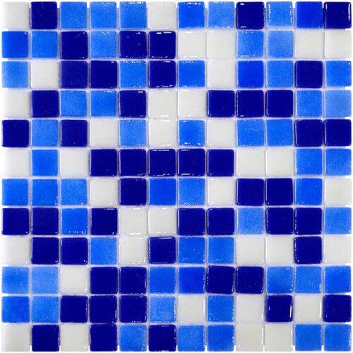 Мозаика стеклянная Aquaviva Сristall Bagama Dark DCM303
