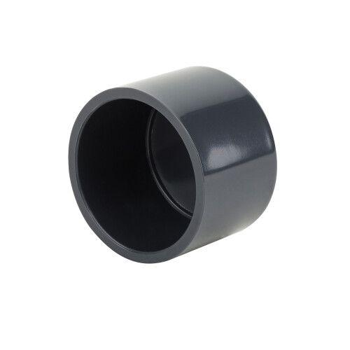 Заглушка для труб клеевая ПВХ Aquaviva