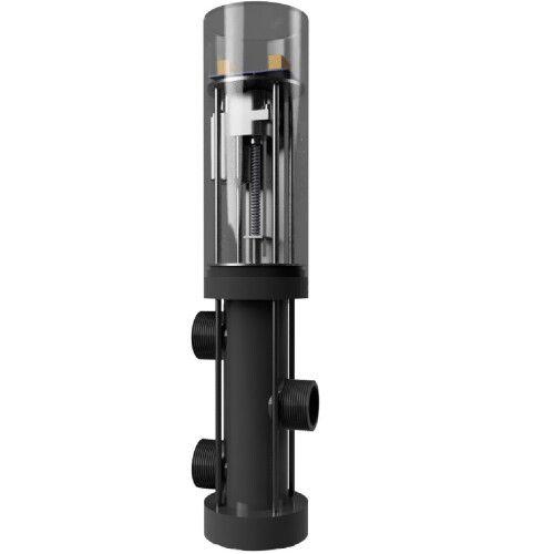 Автоматический вентиль 3 позиционный Idroway