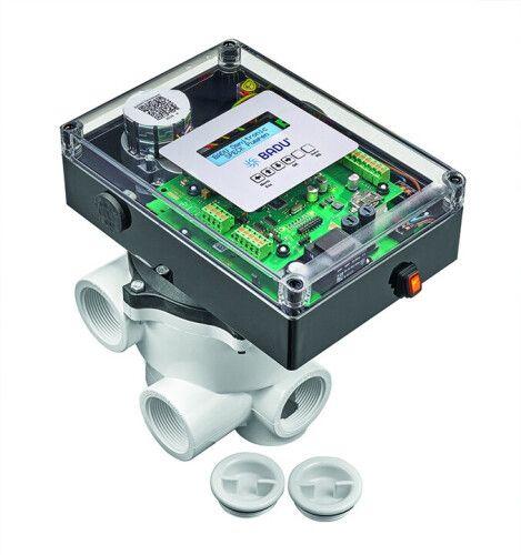 Автоматический вентиль BADU Omnitronic R Speck
