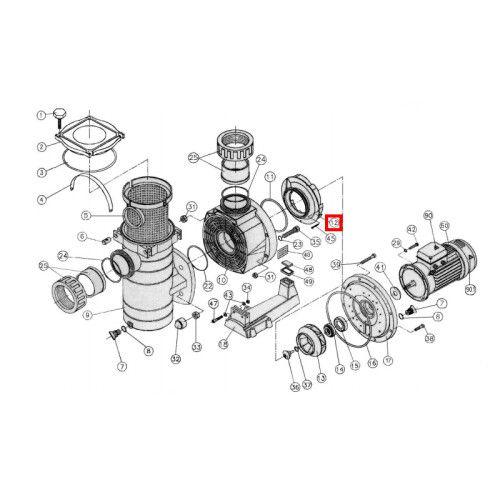 Диффузор KTB RPUM0012.08R Kripsol
