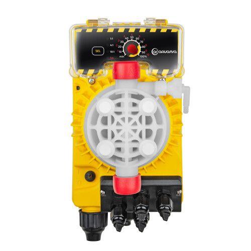 Мембранный дозирующий насос Universal 0.1-18 л/ч APG800