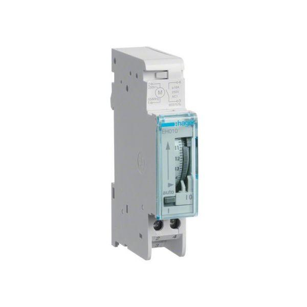 Таймер аналоговый, 1 модуль EH010
