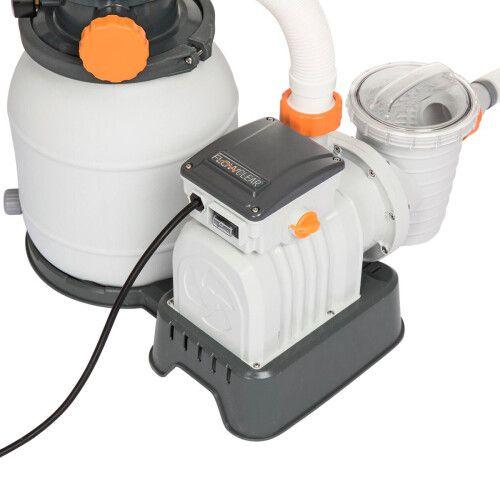 Фильтрационная установка с верхним подключением Bestway FlowClear 58499 (7.7 м3/ч, D320)