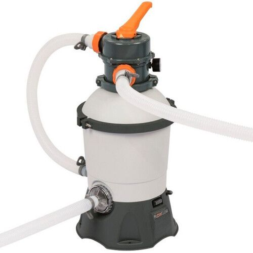 Фильтрационная установка с верхним подключением Bestway FlowClear 58515 (3 м3/ч, D270)