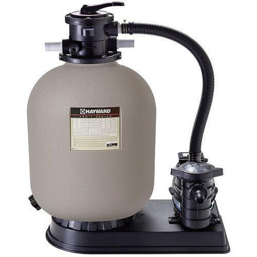 Фильтрационная установка с верхним подключением Hayward Pro Top S166T8103 (6 м3/ч, D400)