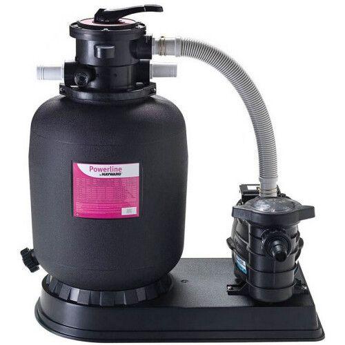 Установка фильтрационная с верхним подключением Hayward PowerLine 81070 (6 м3/ч, D401)