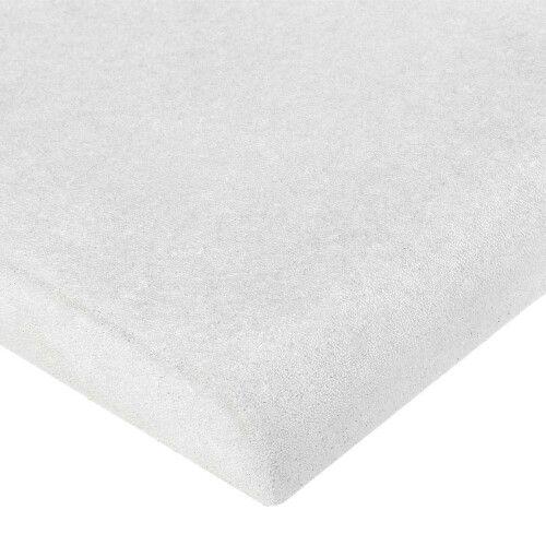 Копинговый камень, противоскользящий, белый Aquazone 400x500x50-25 мм