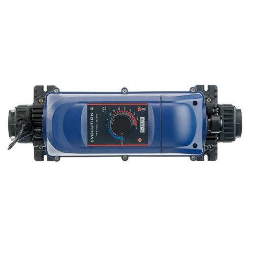 Электронагреватель Evolution 2 Titan 9кВт 220В/380В 17м3/ч Elecro