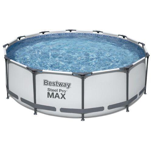 Каркасный бассейн Bestway 56260 (366х100) с картриджным фильтром
