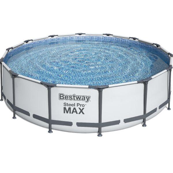 Каркасный бассейн Bestway 56462 (549х122) +с картриджный фильтр, лестница и защитный тент