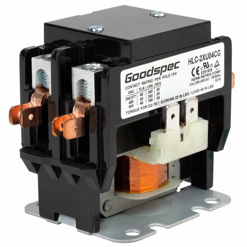 Контактор переменного тока DH120 Fairland