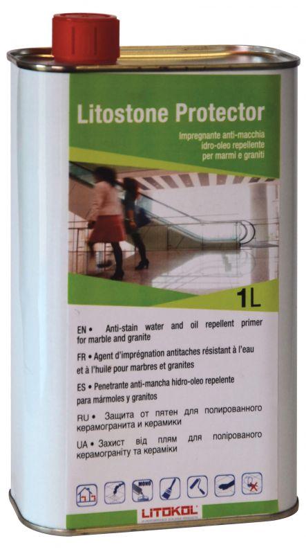 Защитная пропитка для мрамора и гранита LITOSTONE PROTECTOR