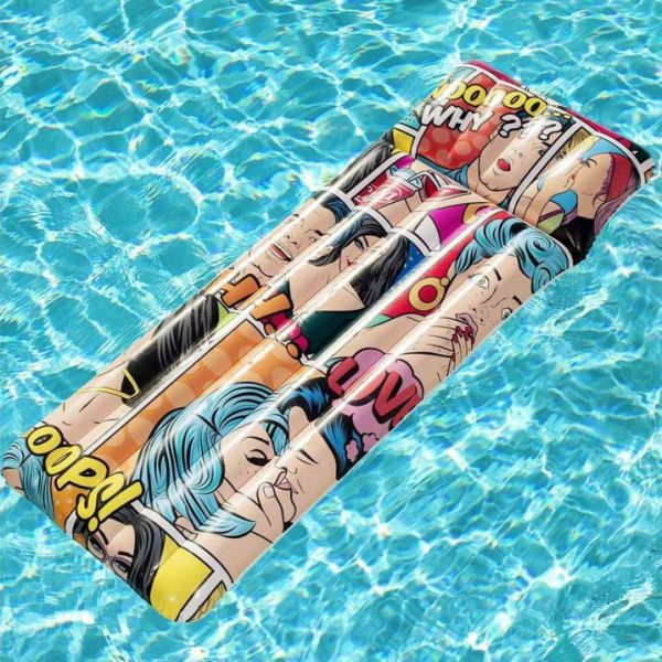 Матрас для плавания Поп-арт (170х62 см)