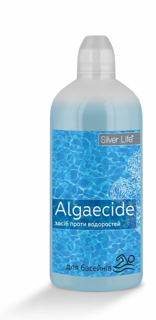 Средство для борьбы с водорослями Silver Life (Альгицид)