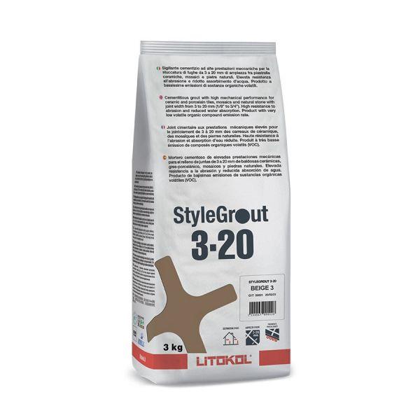 StyleGrout 3-20 Litokol