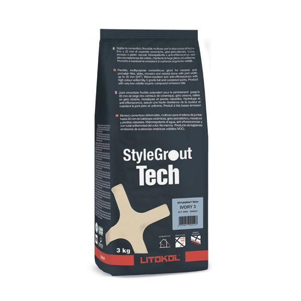 StyleGrout Tech 0-20 Litokol