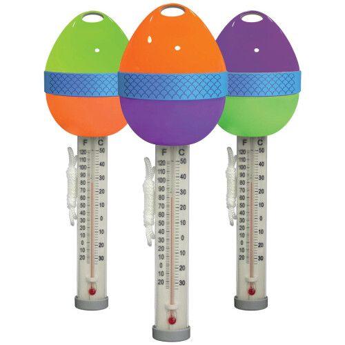 Термометр-игрушка Буй разноцветный K595DIS