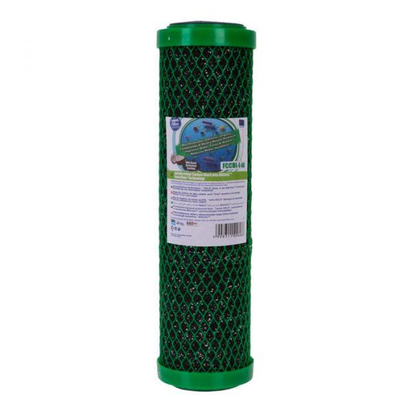 Картридж из угольного блока Aquafilter FCCBL-G-AB (Антибактериальный)