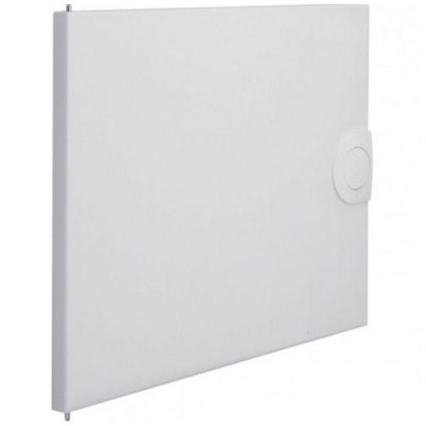 Дверь для распределительного щита металлическая, белая Volta VA12CN
