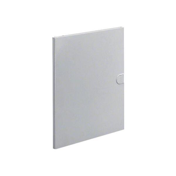 Дверь для распределительного щита металлическая, белая Volta VA24CN